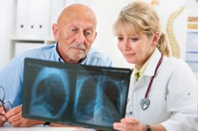 Lungenkrebs Therapie mit Hyperthermie