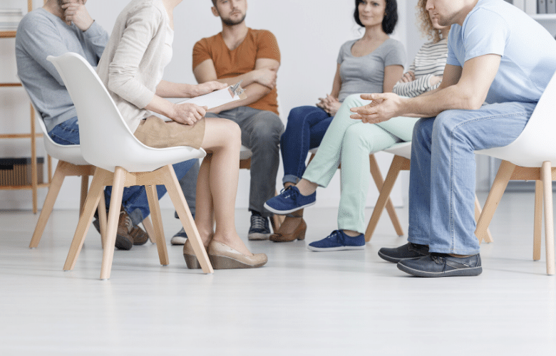 Hilfe bei Krebs: psychoonkologisch geführte Selbsthilfegruppen